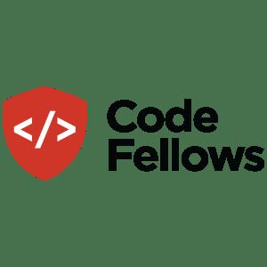 code fellow logo veteran registry