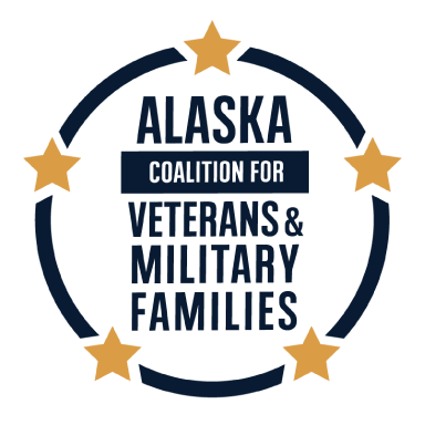 alaska coalition for veterans and military families logo