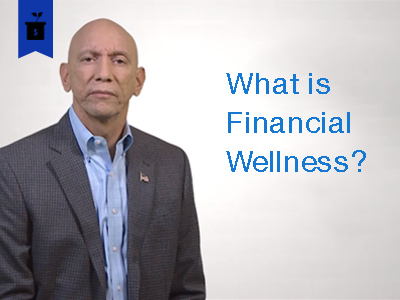 Financial Wellness Overview course image