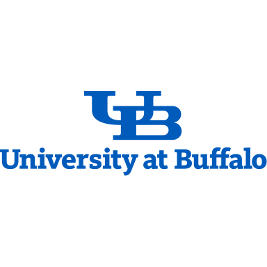 University at Buffalo Veteran Services logo type logo icon