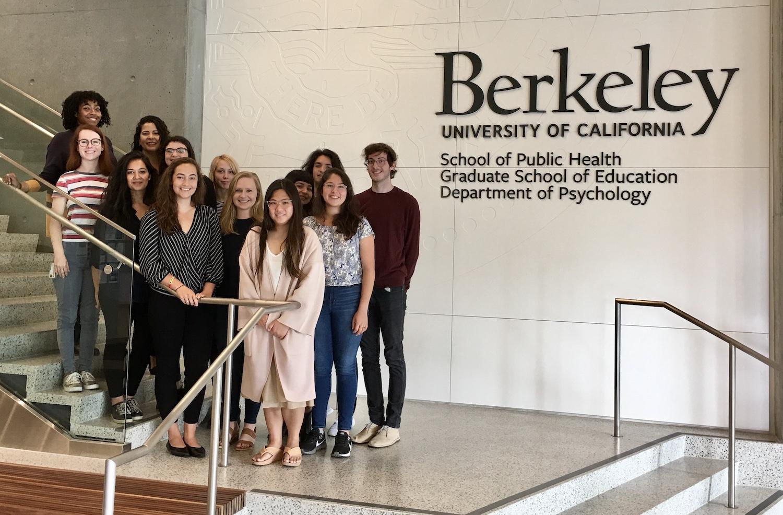 universitas amerika jurusan psikologi - UC Berkeley