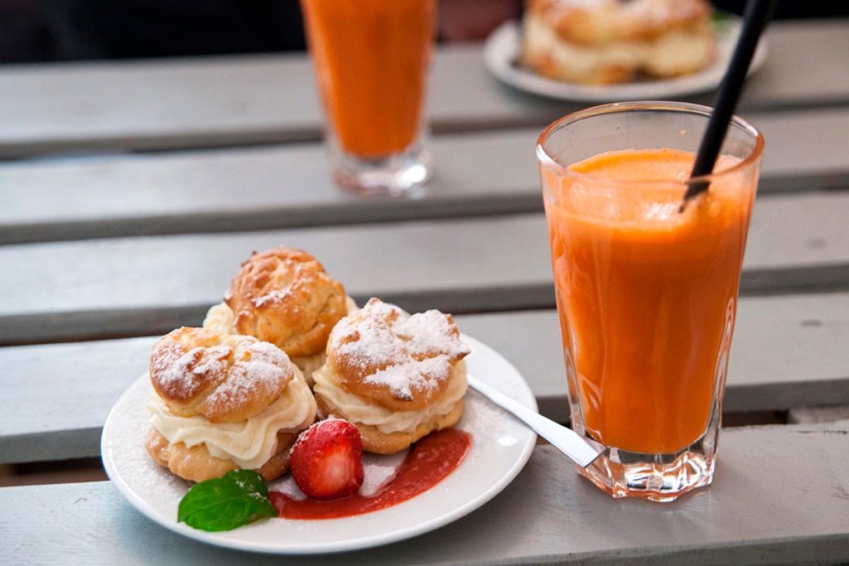 Cafe Bar Poczekalnia – Sabat Ptysiowy