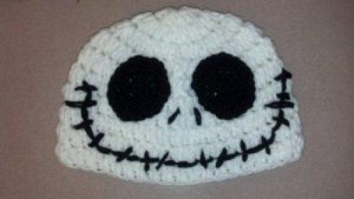 Nightmare Before Christmas - Jack Skellington Crochet Doll ... | 282x500