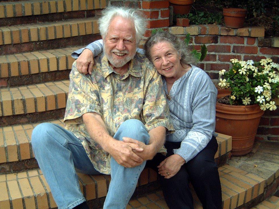 Sasha and Ann Shulgin