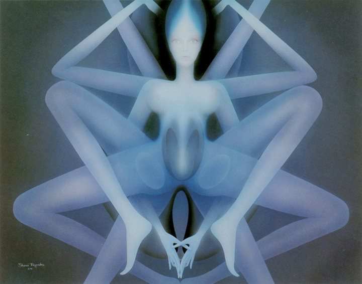 Art by Shusei Nagaoka