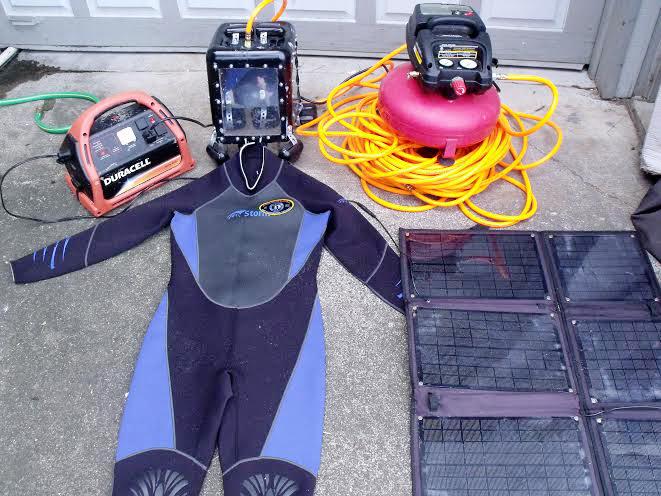 Diving Gear