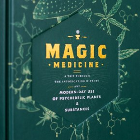 First Peek at My New Book 'Magic Medicine'