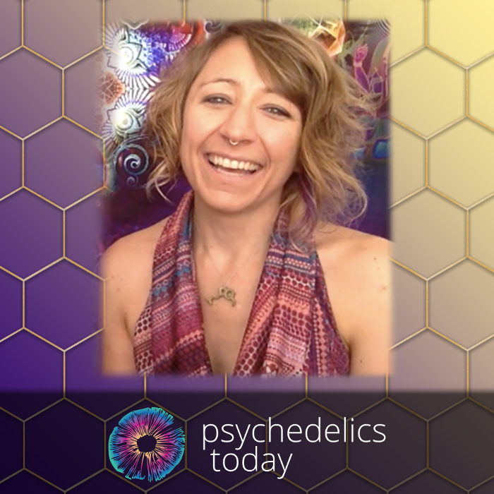 Ashley Booth, M S  - Ayahuasca, DMT, Integration, and Los