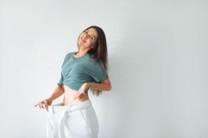 Przyrost masy ciała po olanzapinie