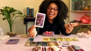 Connecting with Spirits Through Tarot Cards