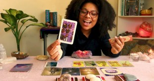 Connecting with Spirits Through Tarot Cards