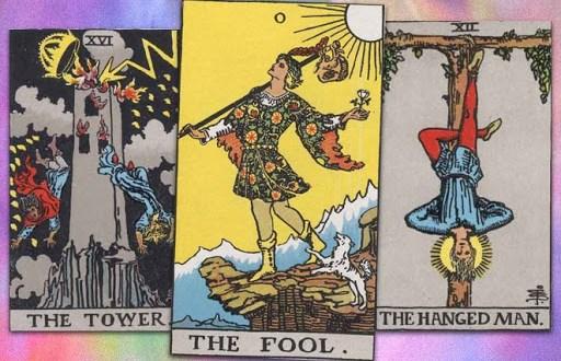 Major Arcana Tarot Cards Meanings
