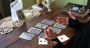 How to Practice Cartomancy with Playing Cards