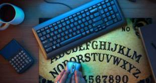 Using a Computer for Automatic Writing
