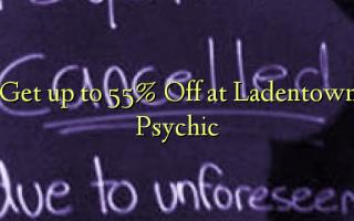 Få op til 55% Off ved Ladentown Psychic