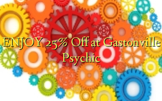Nyd 25% Off ved Gastonville Psychic