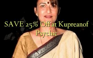 Gem 25% Off ved Kupreanof Psychic