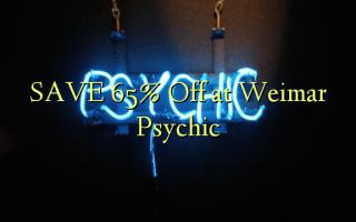 Gem 65% Off på Weimar Psychic