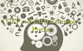 GET 20% Off ved Zelienople Psychic