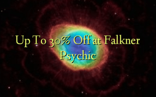 Up To 30% Off at Falkner Psychic