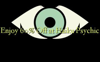 Nyd 60% Off på Haiku Psychic