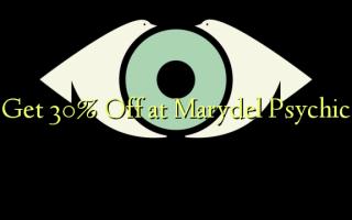 Get 30% Gbanyụọ na Marydel Ọrịa