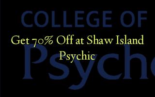 Få 70% Off på Shaw Island Psychic