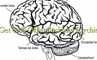 Få 80% Off ved Buckland Psychic