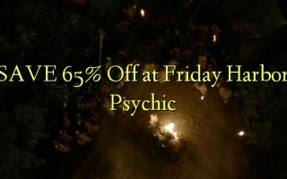 Gem 65% Off ved Friday Harbor Psychic