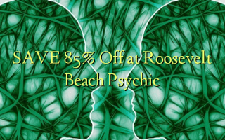 Gem 85% Off ved Roosevelt Beach Psychic