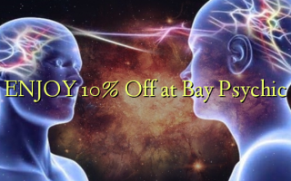 ENJOY 10% Off at Bay Psychic