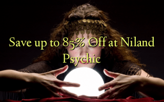 Save up to 85% Off at Niland Psychic