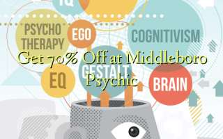 Get 70% Off at Middleboro Psychic