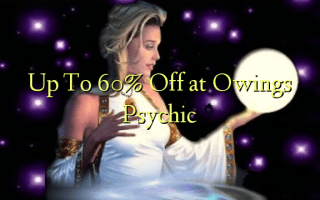 Up To 60% Off at Owings Psychic