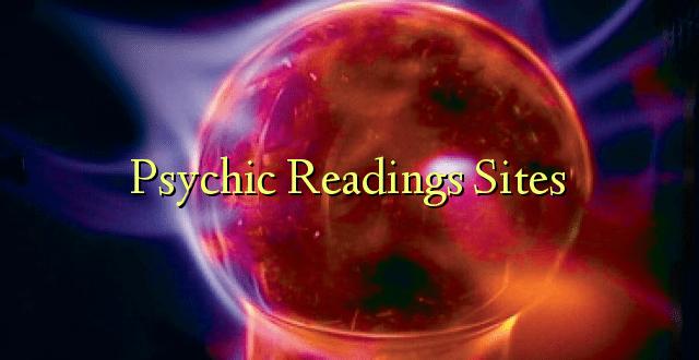 Psykiske aflæsningssteder
