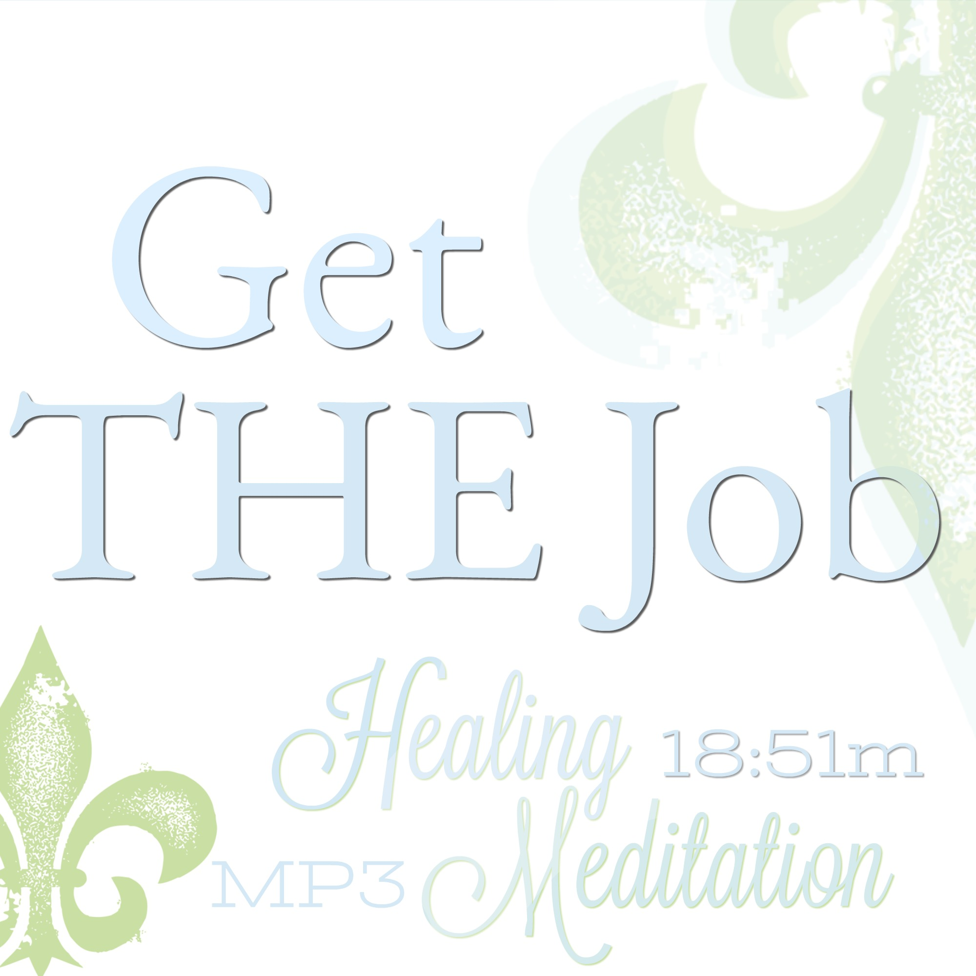 get the job meditation, easy interview meditation, confident interview meditation