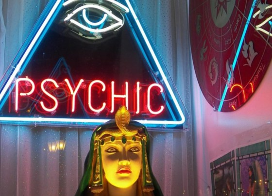 Psychic Money Reading