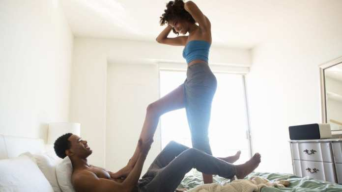 Five Things Guys Should Notice During Sex