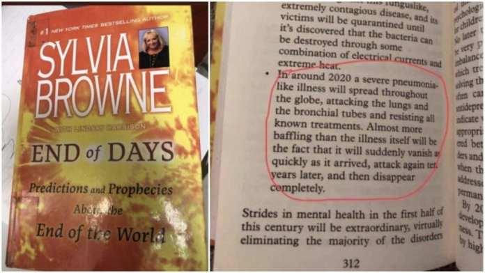 Sylvia Browne Predictions