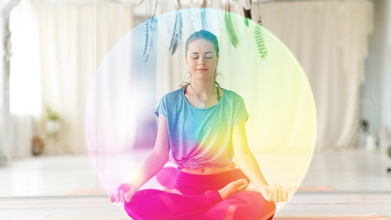 What it's Like to Get an Aura Cleansing