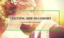 Getting Him to Commit