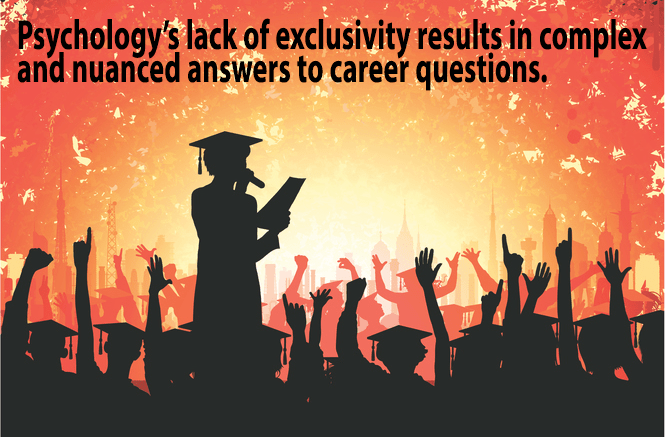 What can you do with a bachelor's degree in psychology? A Resource
