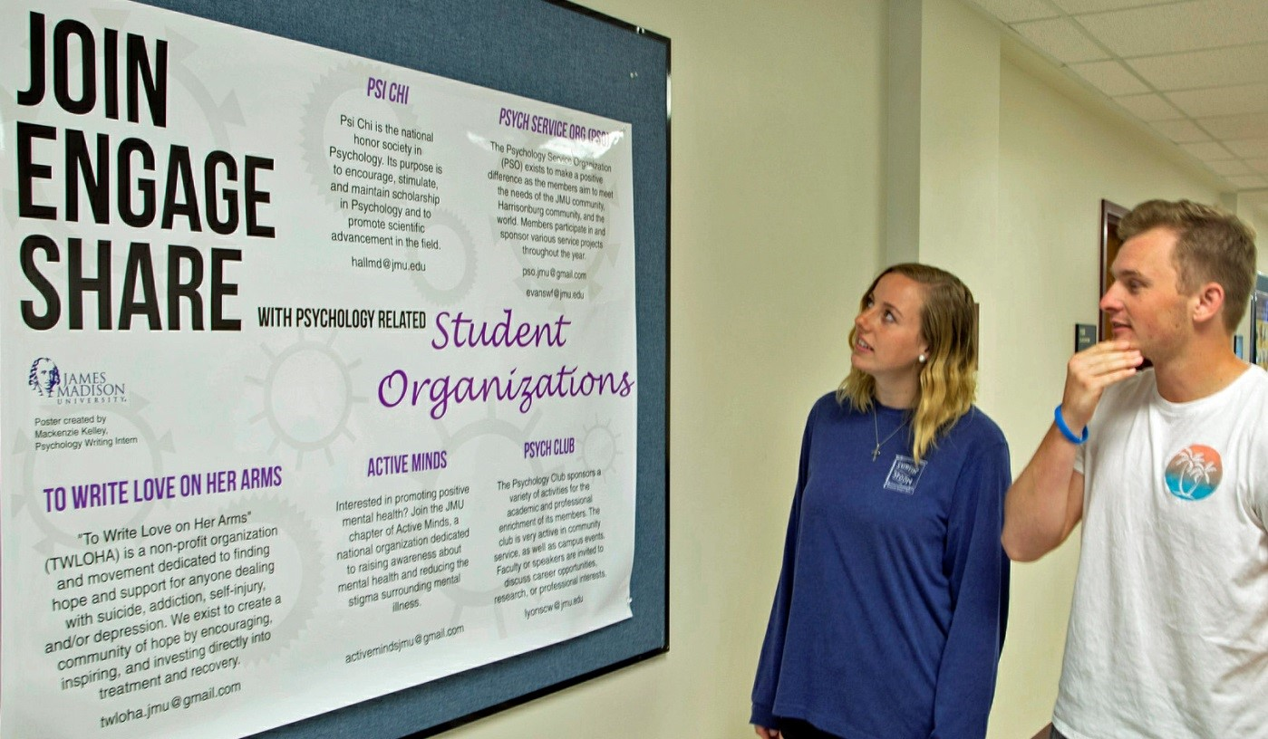 Academic Advising Posters: A New Method to Deliver Academic ...