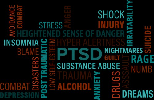 How To Deal With PTSD On Your Own