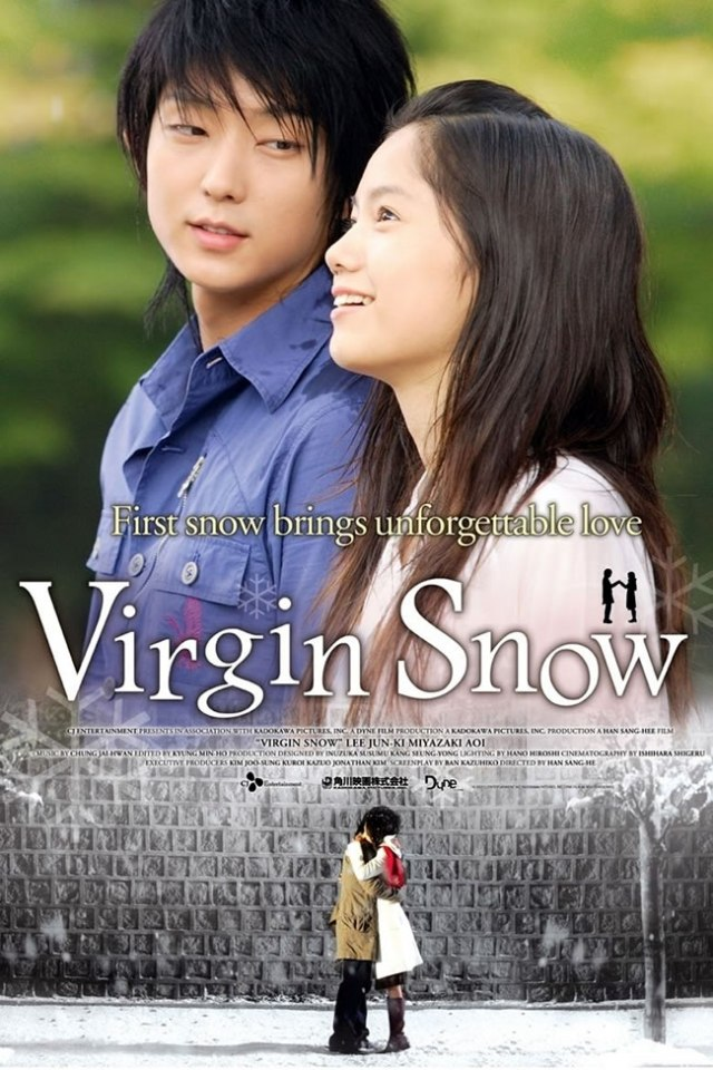 Virgin Snow - poster
