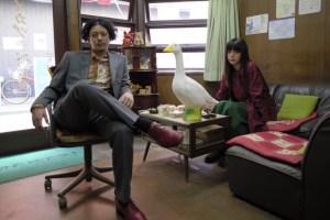Ikeda Elaiza, Odagiri Joe, Kentaro cast in 'Room Laundering'
