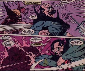 Wolverine death