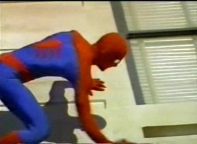 Spidey Exterior Close