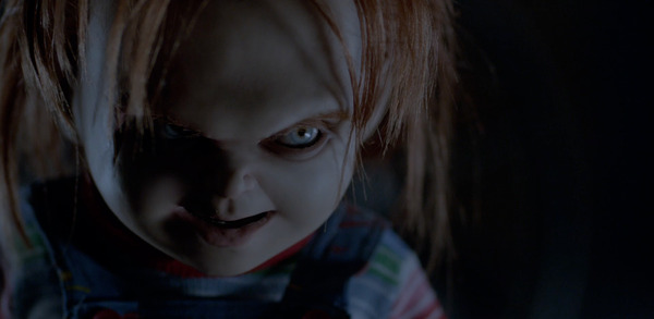 Chucky Pissed