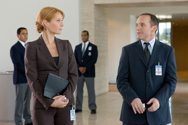 Coulson and Pepper